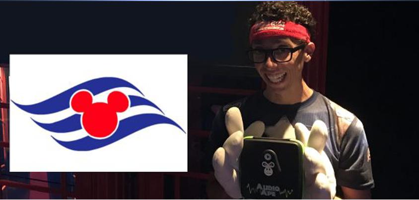Disney and Audio Ape's White Glove Service